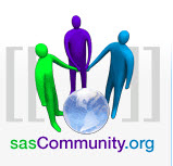 Visit us on the SAS Community Wiki
